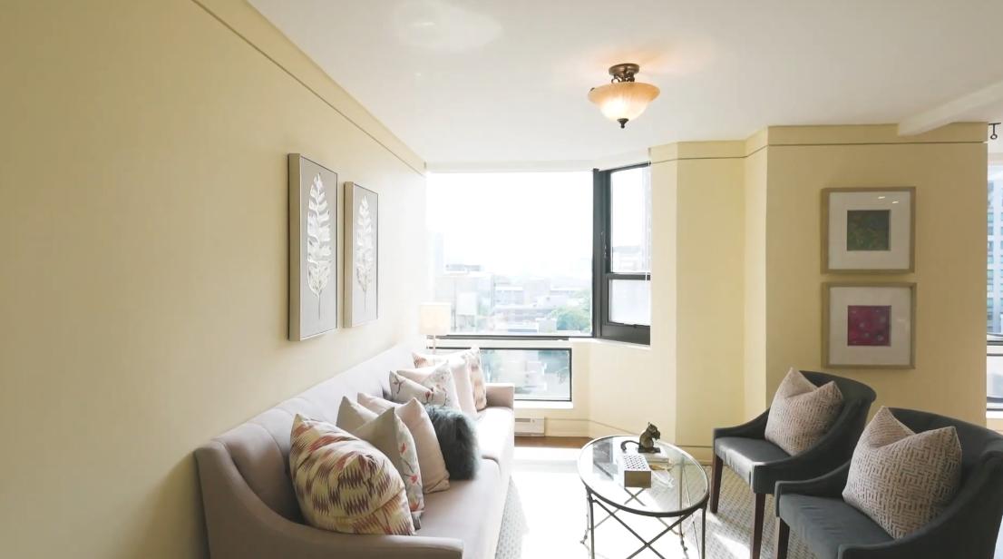 27 Interior Design Photos vs. 1166 Bay St #1301, Toronto, ON Luxury Condo Tour