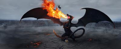 Scontro con il drago (Momento 1)