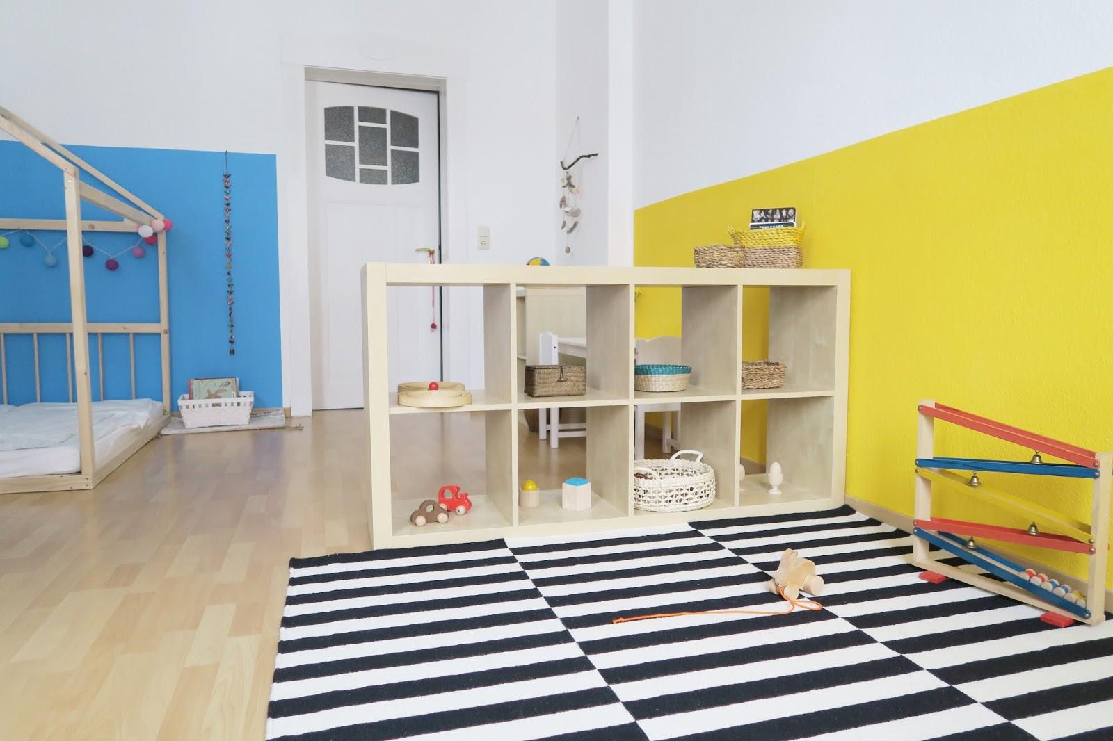 Pequefelicidad habitaciones montessori 30 ideas inspiradoras for Espejo montessori