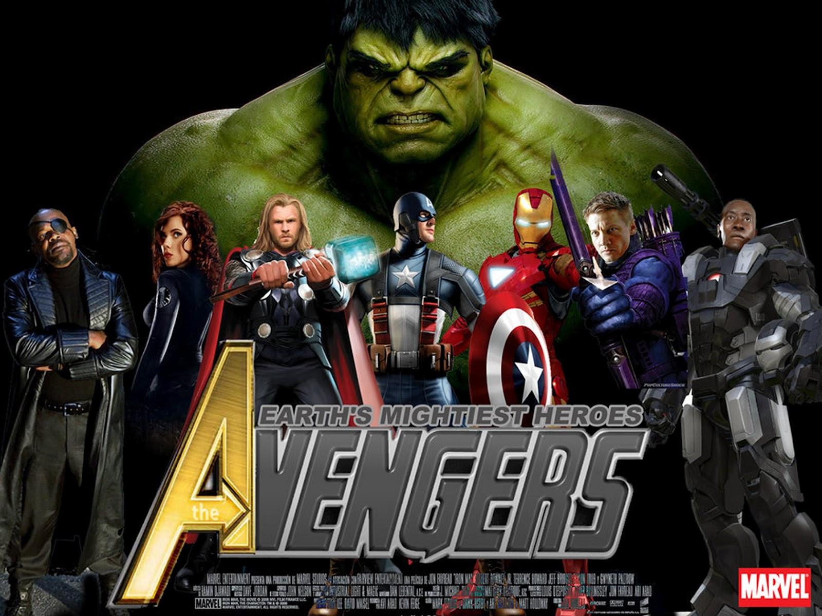 The Avengers Movie: Pillar Of Enoch Ministry Blog: The Spiritual Messages