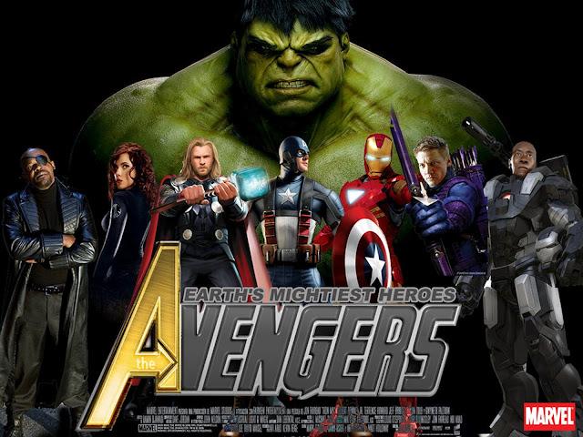 Chris Hemsworth as Thor in Avengers Movie