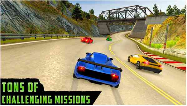 The Ultimate Racing Games For Android