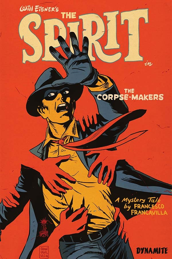 WILL EISNER'S The SPIRIT!