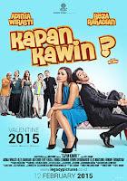 Dinda yang sukses di kariernya di Jakarta sebagai General Manager di sebuah hotel bintang  Download Film Kapan Kawin (2015) HDTV Full Movie