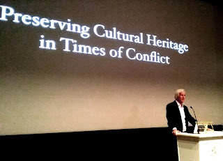 War, Antiquities, and Responses: Colgate University Conference on Preserving Cultural Heritage in Times of Conflict