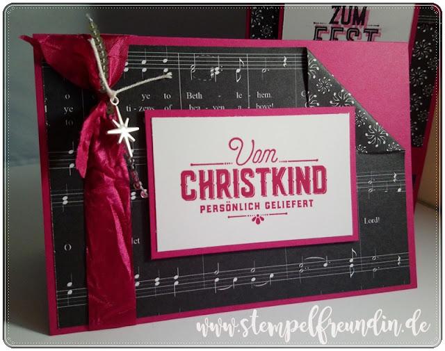 - Jessika Tschenscher - Stampin' Up! - www.stempelfreundin.de, Sommerbeere, Weihnachten,