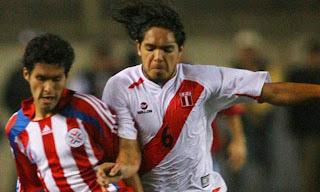 Peru vs  Paraguay en Vivo Jueves, 13 de noviembre del 2014