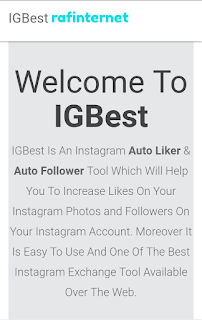 9+ Website auto like dan follower Instagram aman unlimited 2019