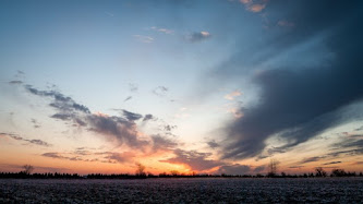 Wallpaper: Ohio Sunset