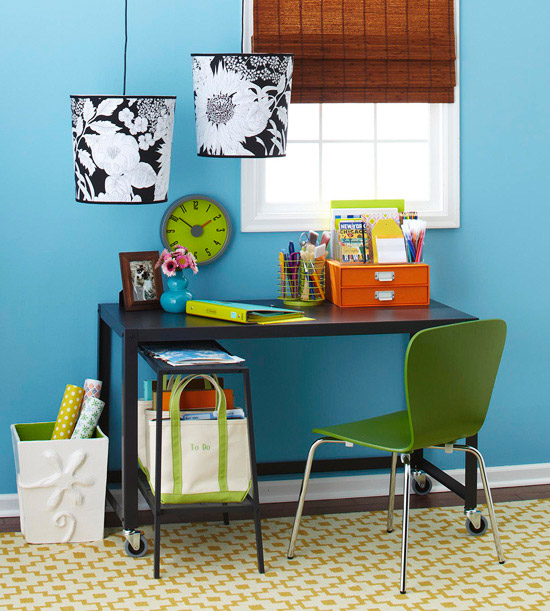 10 Helpful Home Office Storage And Organizing Ideas: 2013 Home Office Storage Ideas