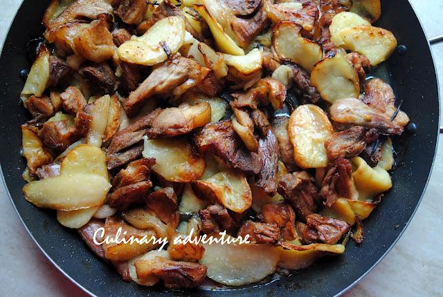 Свински джолан по унгарски / Pork Knuckles Hungaзrian style