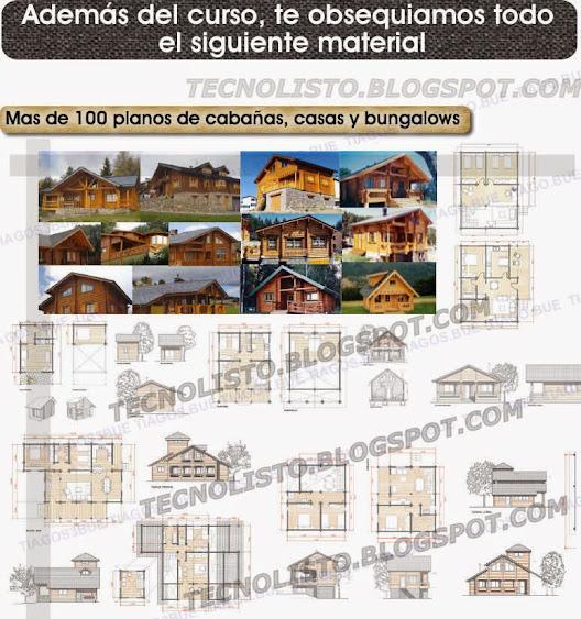 """""""cabañas, casas y bungalows"""""""