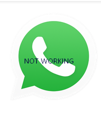 whatsapp not working news in hindi
