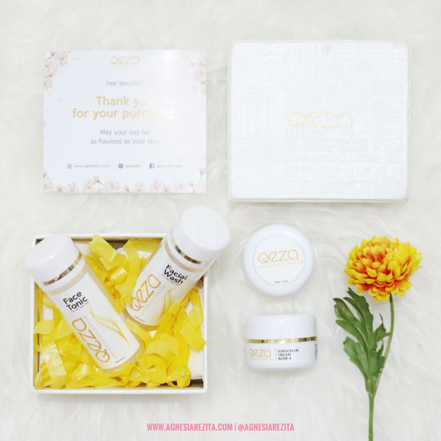 Qeza Skincare Acne Removal Series [Review]