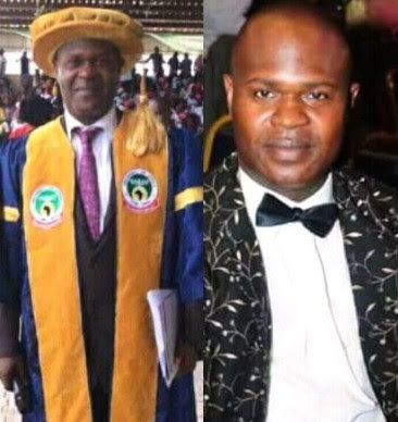 MYSTERY: Nigerian Professor Found Dead Inside His Office