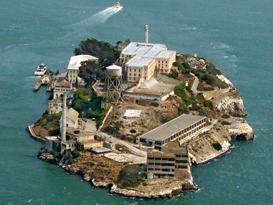 The genesis and history of the famous united states penitentiary alcatraz