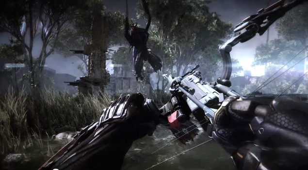 One Main Financial Reviews >> Review: Crysis 3 (PS3) - Digitally Downloaded