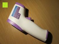 Seite: GHB Kontaktloses Infrarot Stirnthermometer Fieberthermometer Köperthermometer Temperature für Baby und Haushalt