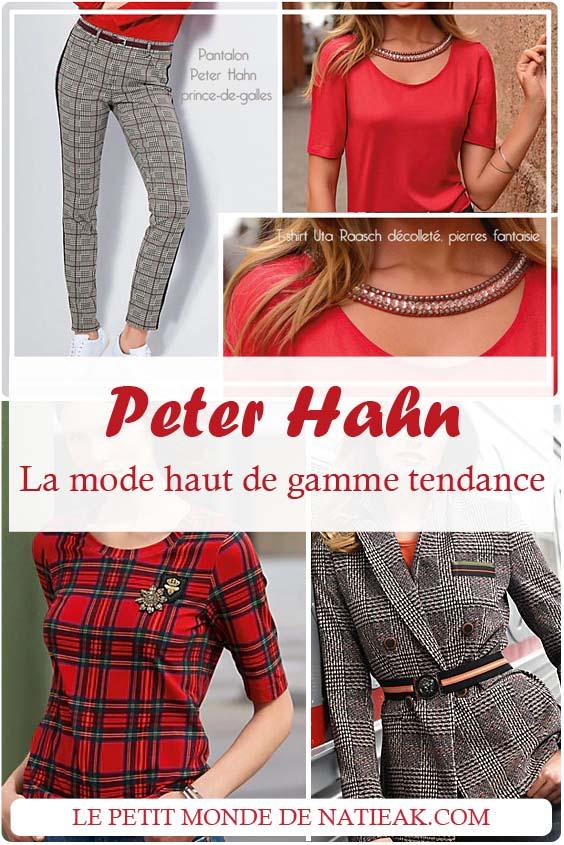 avis sur Peter Hahn : la mode Haut de gamme des femmes élégantes