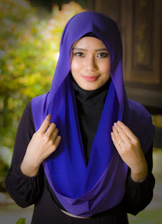 kreasi hijab hoodie