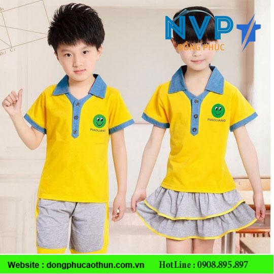 đồng phục học sinh giá rẻ