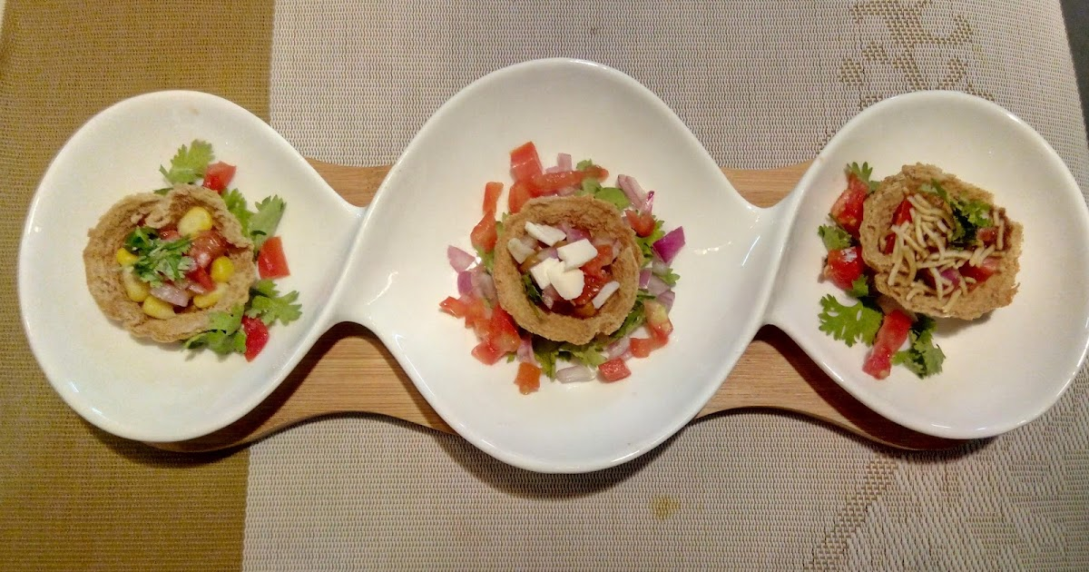 Simple healthy indian recipes and ideas healthy for Canape cup fillings
