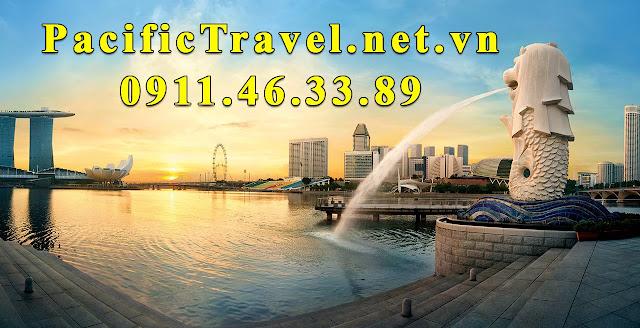 Những điểm vui chơi nổi tiếng ở Singapore đẹp và hấp dẫn nhất
