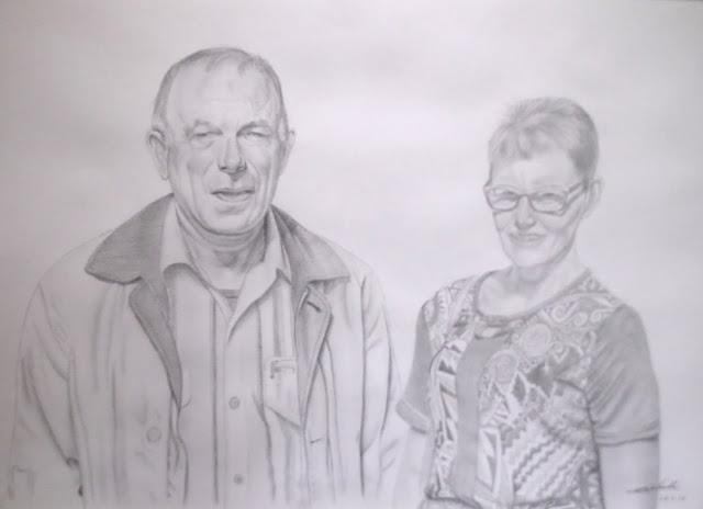Béatrice et Patrick, par Antoine Delesalle
