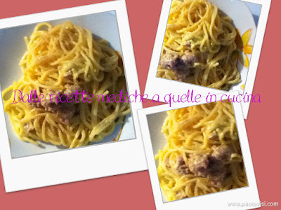 pasta alla carbonara alternativa