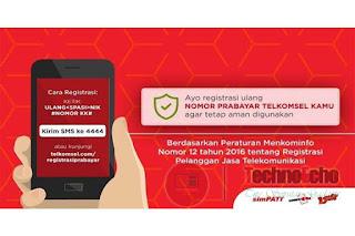 cara membatalkan registrasi kartu prabayar