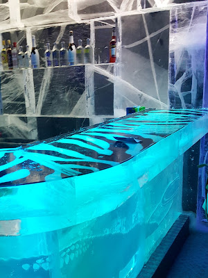 Icebar London bar