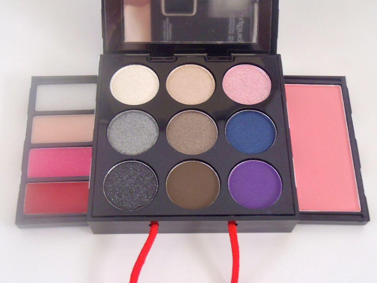 Sephora Mini Makeup Palette Review - Mugeek Vidalondon
