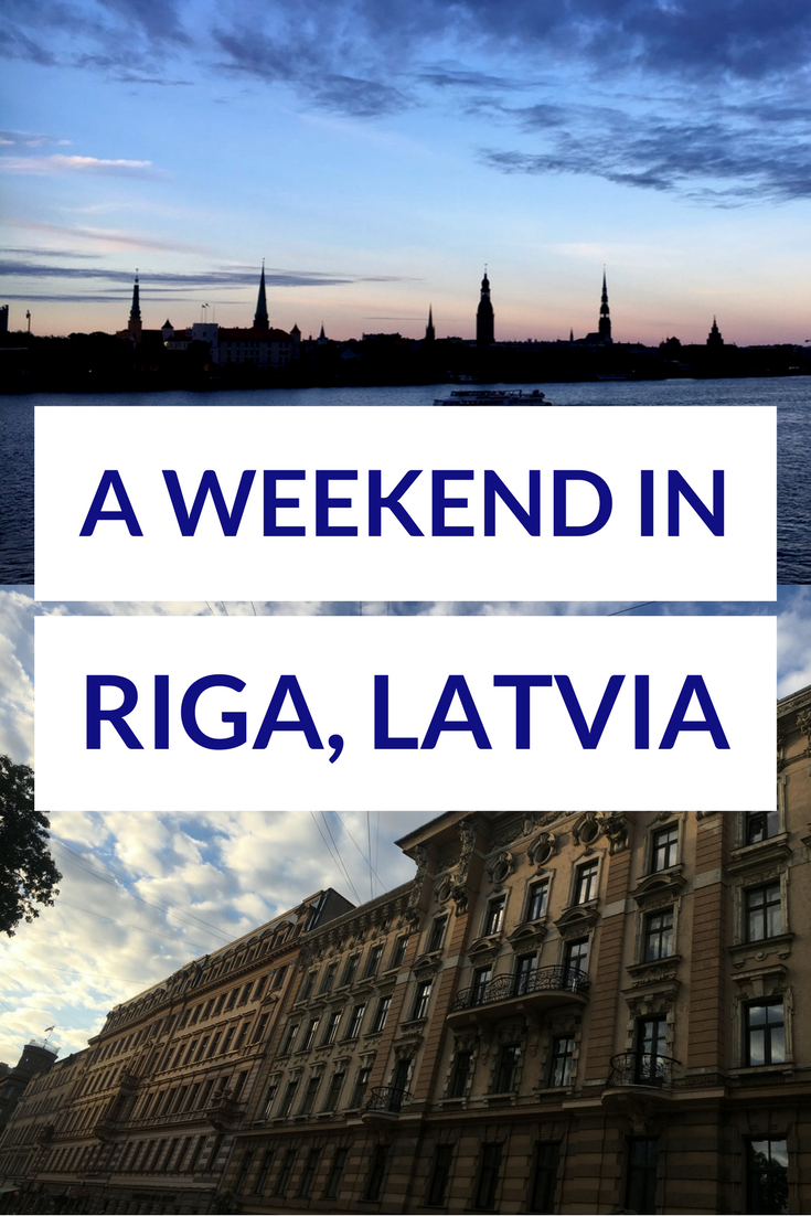 A weekend in Riga, Latvia - by travelsandmore