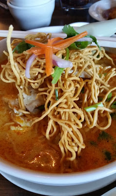Kao soi at Tuk Tuk