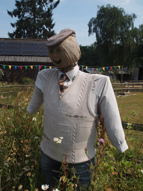 Godstone Farm, Surrey Review - Scarecrow