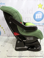 Convertible Baby Car Seat BabyDoes CH870 Group 0 dan 1 (New Born - 18kg)