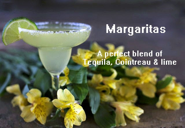 The most classic of tequila cocktails has to be the Margarita, this robust cocktail can be enjoyed straight up, on the rocks or frozen.   There are also lots of variations so let's look at Margaritas.