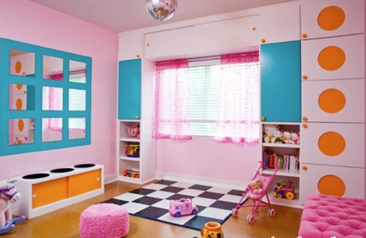 45 Desain Kreatif Tempat Bermain Anak di Dalam Rumah