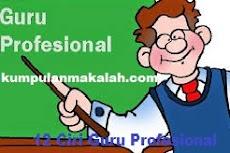 12 Ciri Guru Profesional