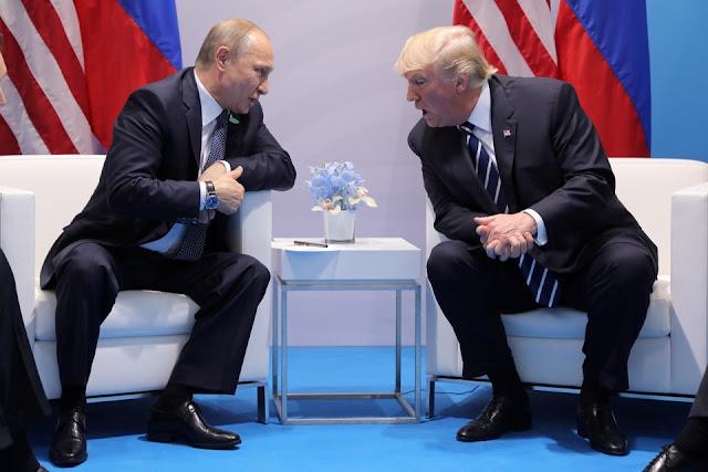 ترامب يعلن عن تعاونه مع روسيا للإنشاء وحدة أمن معلوماتي للحد من الهجمات الالكترونية !