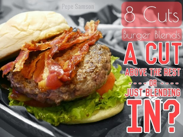 8 Cuts Burger Blends: A Cut Above the Rest or Just Blending in?