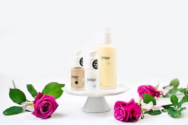 Fridge by yDe - pierwsza w Polsce i na świecie marka ekstremalnie naturalnych, świeżych kosmetyków