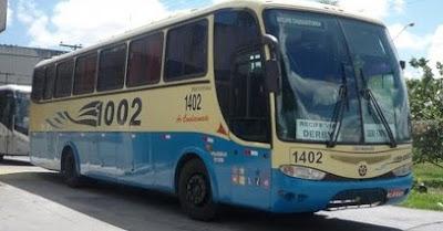 Horário do Ônibus da 1002 - Recife - Carpina - Surubim