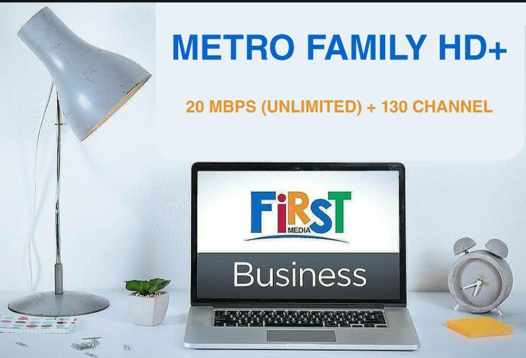 Metro family Plus HD