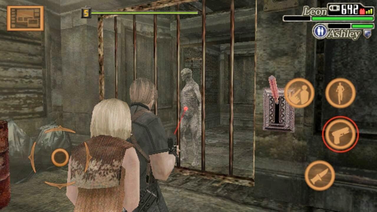resident evil 5 apk revdl