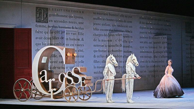 Προβολή της όπερας «Σταχτοπούτα» στο Δημοτικό Θέατρο Αλεξανδρούπολης