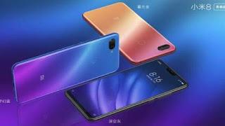 Xiaomi MI 8 Lite features and price