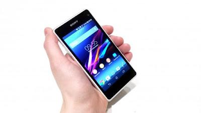 Sony z1 compact chính hãng