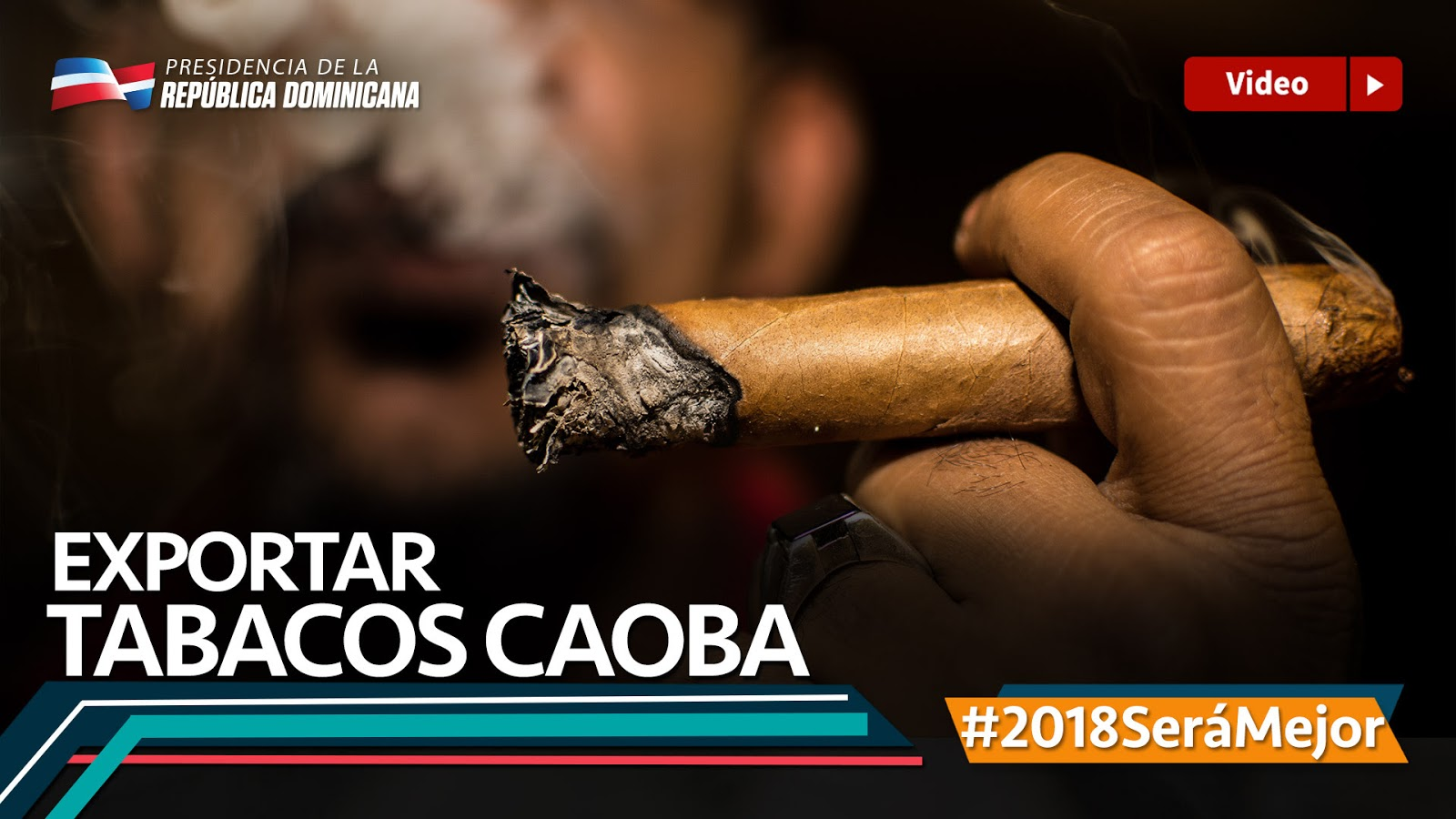 VIDEO: Tabacalera Caoba