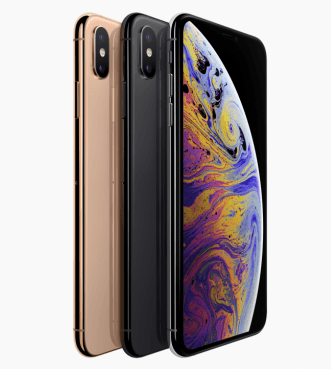 Apple iphone XS png